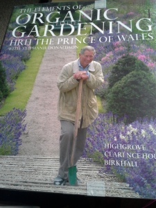 The perfect book for garden daydreaming.