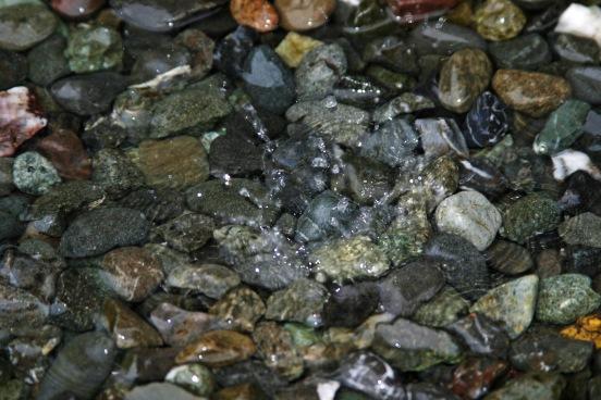 rocks in rain9